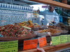 The Moroccan food stall