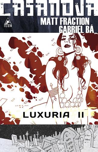 CASANOVA: Luxuria 2