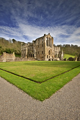 Rievaulx Abbey, North Yorkshire, England, UK (jogorman) Tags: uk england english history church abbey ancient nikon ruins worship unitedkingdom yorkshire north ruin sigma monk medieval historic monastery rievaulx nikkor cokin englishheritage jamesogorman d3x