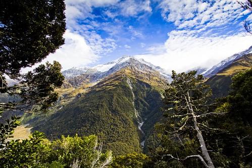 Mt. Aspiring Valley - Beautiful view