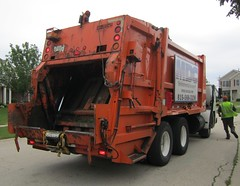 MDC Environmental Services Autocar WXLL E-Z Pack Goliath REL (PublicServiceEquipmentFan) Tags: trash garbage rear environmental pack rubbish end ez waste refuse loader recycling goliath services rl sanitation rel autocar mdc rearloader wxll