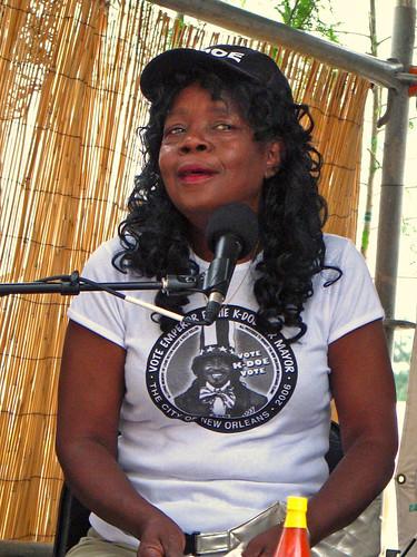 Antoinette K-Doe, 1942-2009