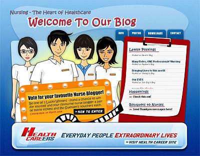 Blogging Nurses