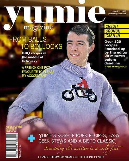 Click to view yumblog magazine