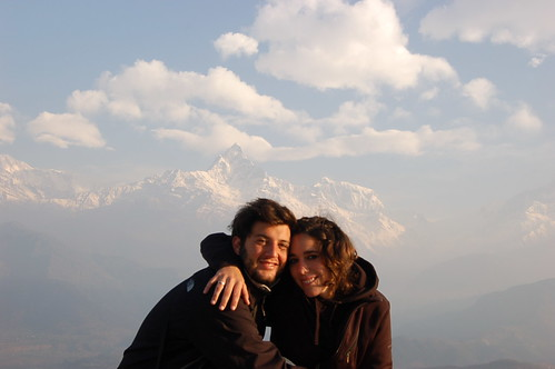 Nepal: Pokhara Sarangot y Pagoda de la Paz