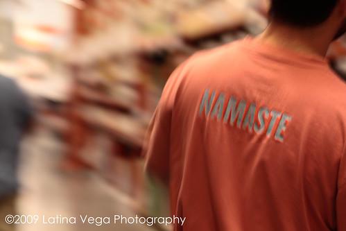 Namaste by you.