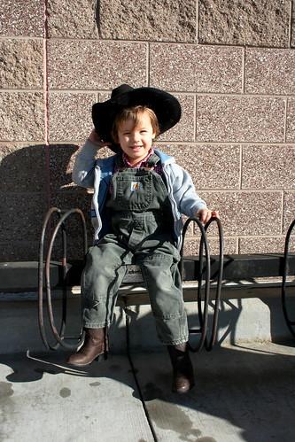 Felix the cowboy