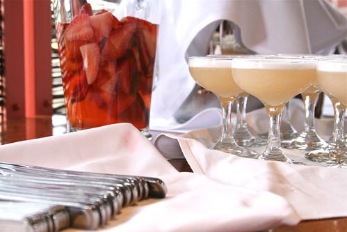 Festive Spring Cocktails