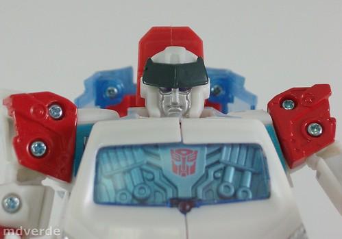 Transformers Ratchet Classic Henkei - modo robot