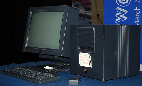 The first webserver