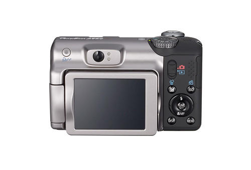 Canon A650IS 3