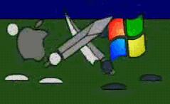 Mac vs PC sords