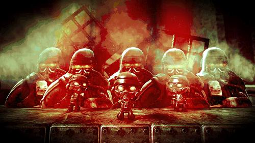 LittleBigPlanet Killzone minipack