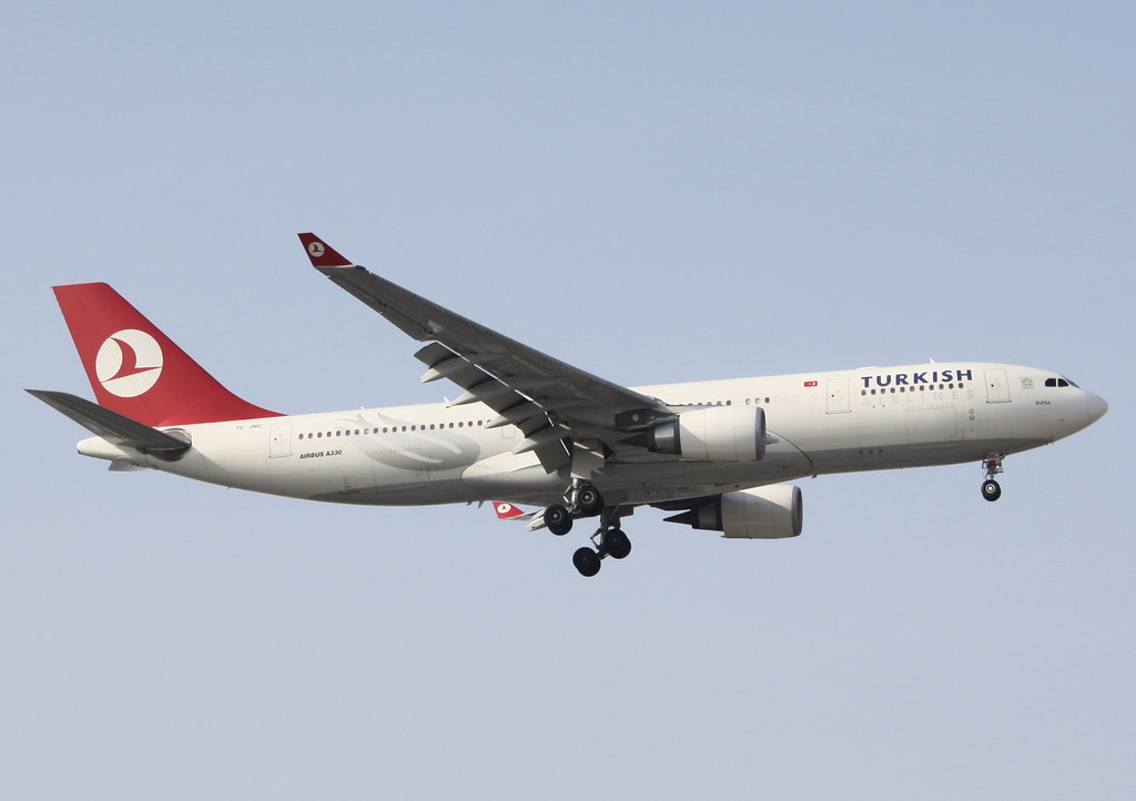 Turkish Airlines A330-200