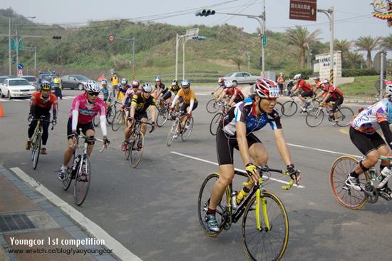 1st 單車競賽