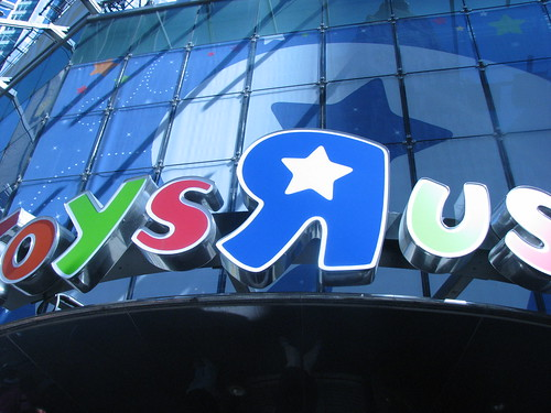 Toys R Us, Times Square