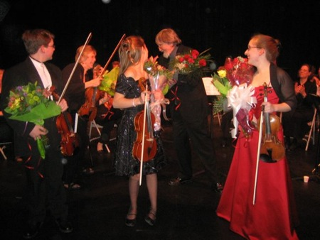 Young Artists Solo Concert