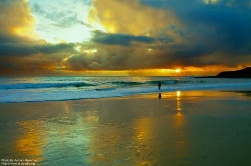 ηλιοβασίλεμα σαν όνειρο