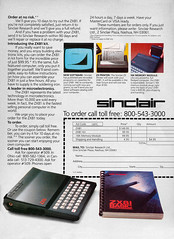 Sinclair ZX81 advertisement from Personal Computing 7-82 (page 2) (SA_Steve) Tags: old vintage computer ad retro advertisement advert computing vc sinclairzx81