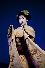Higashiyama Hanatouro Hanabutai #23 (Onihide) Tags: kyoto maiko hanatouro higashiyama kamishichiken naokazu hanabutai