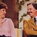 Audrey Long (nee Barnaby) and Lloyd Lawson - 1984