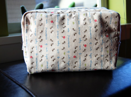 Weekend Sewing Ant Bag