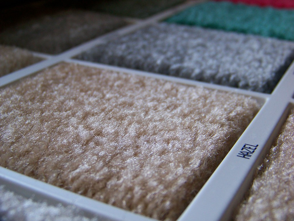 Renovation - Carpet Swatches