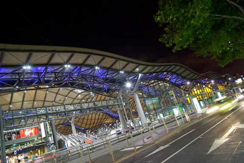 Southern Cross station (by HAMACHI!)
