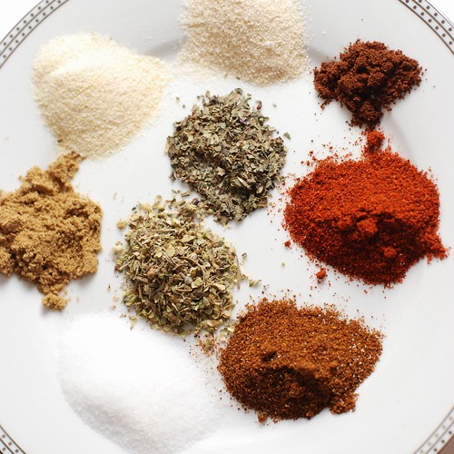 Get your spices' worth.