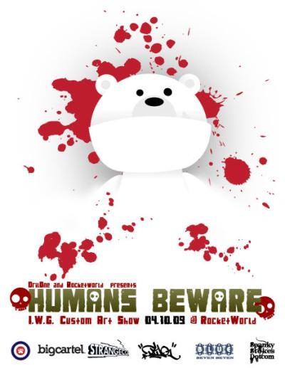 IWG Humans Beware Custom Show