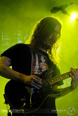 Opeth (LiveMuSic-K  Photography) Tags: chile metal opeth teatrocaupolicn