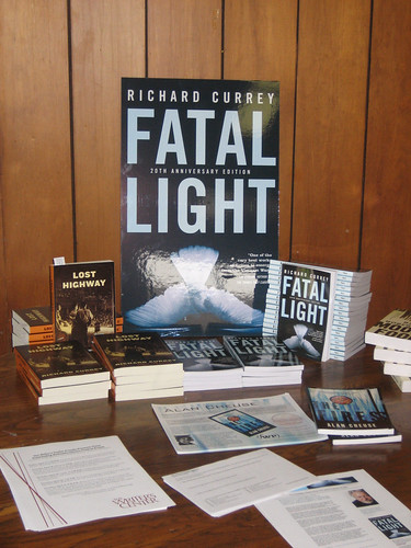 Richard Currey Booktable