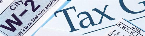 Last Minute Tax Clinic Top