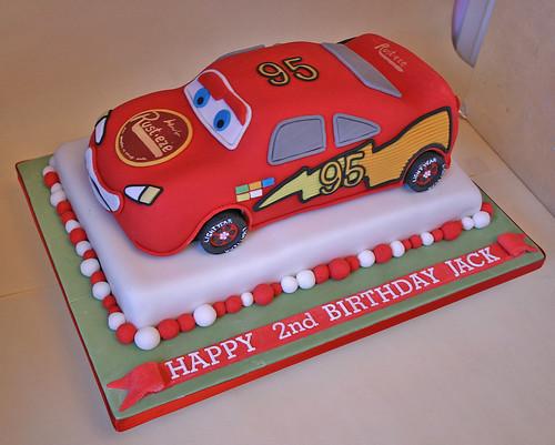 Disney Cars Birthday Cake: Birthday And Party Cakes: Disney Cars Birthday Cakes