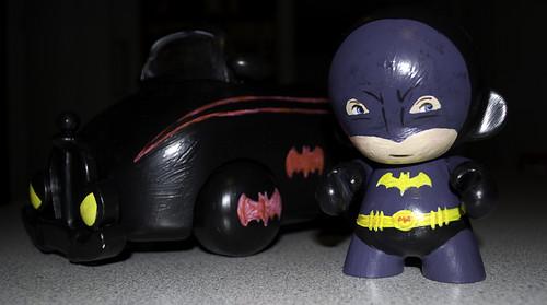 BatMun Noir