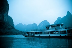 The River Cruise (jon.noj) Tags: china travel cruise landscape liriver interestingness guilin explore limestone cgb splendidchina guangxiprovince xingping interestingness297 yangdi nikond80 karstmountains jonnoj jonbinalay therivercruise