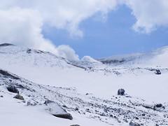 岡ちん岩と62-II火口