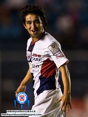 Cristian Bermudez (ClubDeportivoAzul) Tags: fútbol atlante cruzazul cristianbermudez