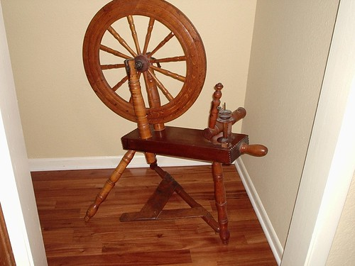 Suzanne's Spinning Wheel