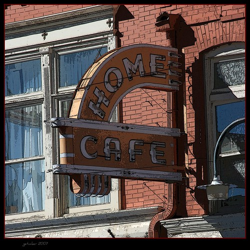 Home Cafe - Cripple Creek, CO  2007