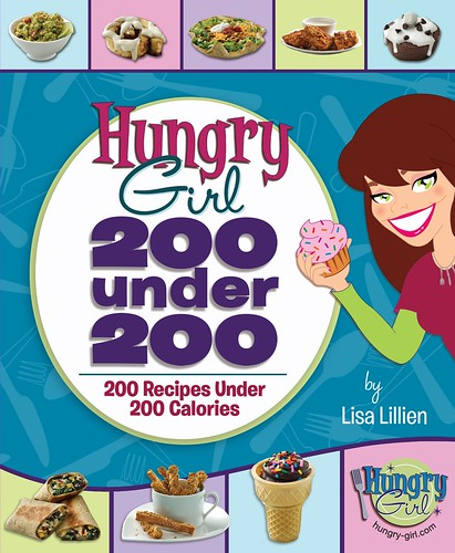 Hungry Girl 200 Under 200 by Lisa Lillien cupcakes