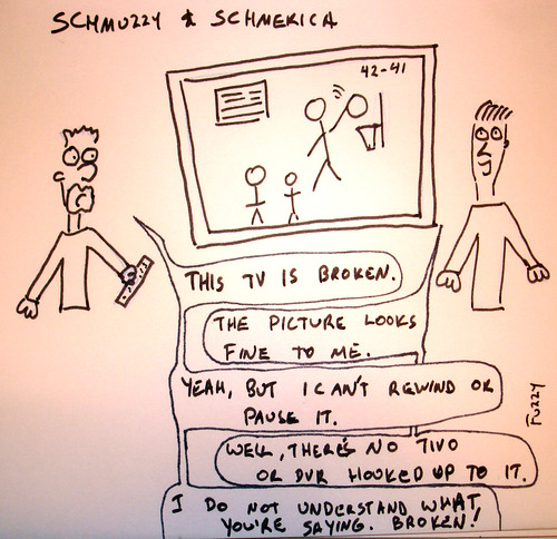 366 Cartoons - 089 - Schmuzzy and Schmerica