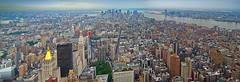 Downtown (Pilar Azaa Taln ) Tags: usa ny newyork unitedstates manhattan estadosunidos nuevayork panormica rohudson pilarazaataln copyrightpilarazaataln