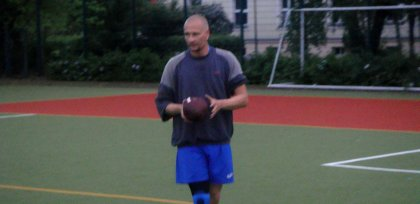 Football-Training