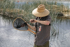 Lone Pine 2009-135 (djfrantic) Tags: fishing fisherman bass trout lonepine easternsierra owensriver