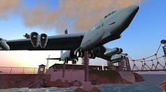 The US Air Force in Second Life