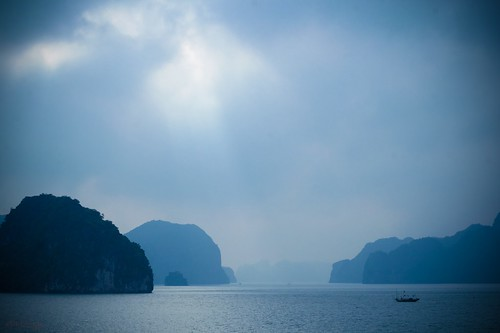 Morning, Ha Long Bay
