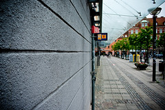 Lines (Rutger Blom) Tags: city trees urban lund public lines wall square bomen sverige torg flickrmeet plein stad trd muur trd lijnen vgg vgg linjer skneln mrtenstorget skneln 090516lund mrtenstorget