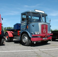 Atkinson Borderer (fryske) Tags: classic truck vintage wagon rally lorry commercial haulage aec