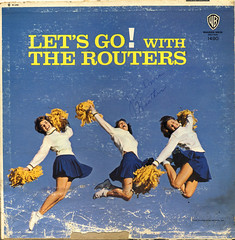 Routers - Let's Go! (Benjamin D. Hammond) Tags: surf vinyl lp record instrumental letsgo routers joesaraceno